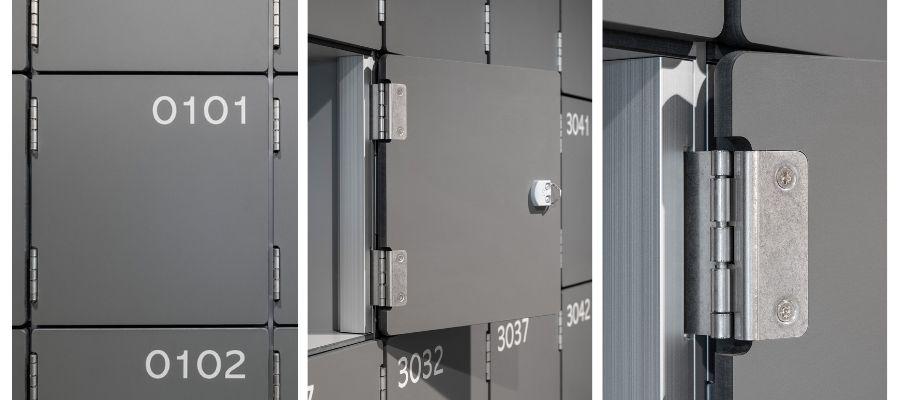 wewo case kluisscharnieren voor interieurbouw design